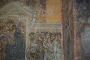 Фрески церкви Святой Троицы. Монастырь Сопочаны. Сербия.
