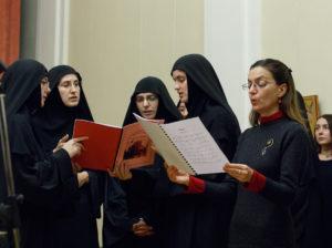 """Выставка """"Современная сербская иконопись"""" открылась в Санкт-Петeрбурге"""