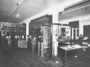 Лекция Н.В. Покровского в Церковно-археологическом музее