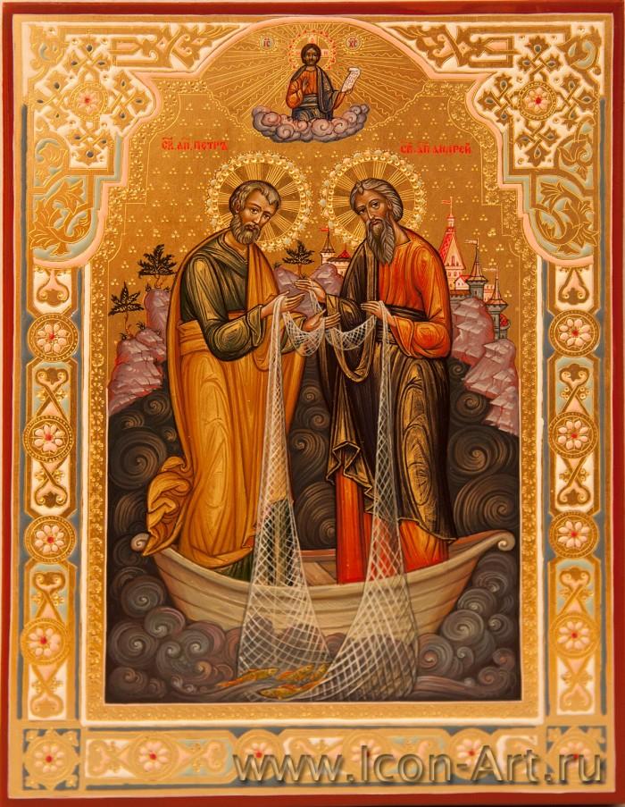 апостол петр был рыбаком